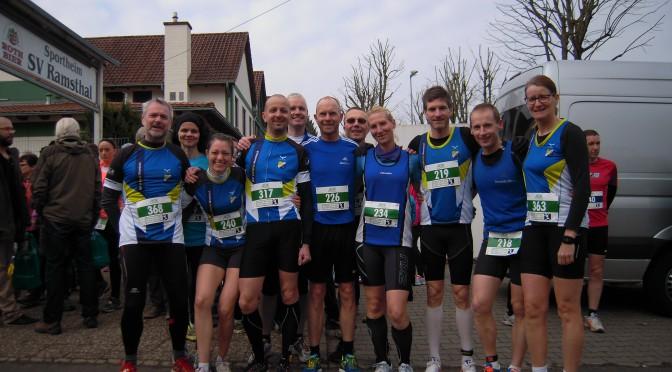 Halbmarathon Ramsthal