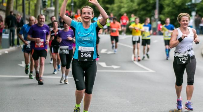 Würzburger Marathon und Halbmarathon