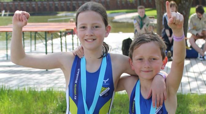 Auf Augenhöhe mit dem Bayerischen Triathlonnachwuchs