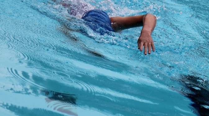 2 Platzierungen auf dem Podest beim Swim & Run in Goldbach
