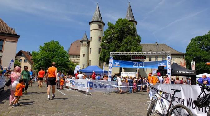 13. Altstadtlauf Lohr am Main