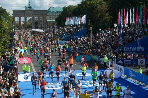 42. BMW Berlin Marathon