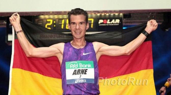 Frankfurt Marathon und Minimarathon