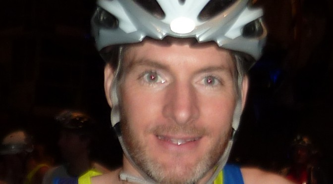 2. Platz für Jürgen beim Kristallmarathon