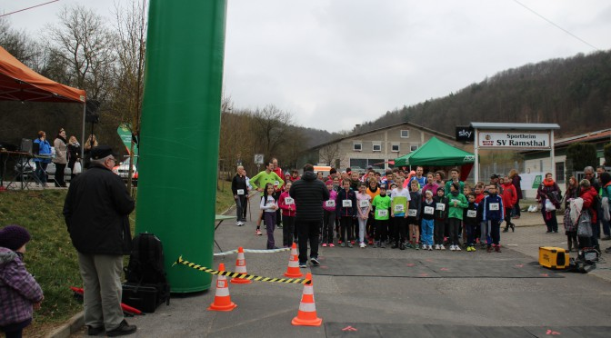 7. Saaletalmarathon in Ramsthal  19.03.2016