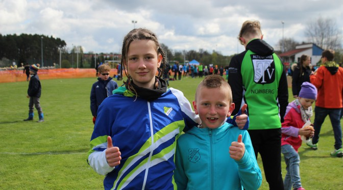 Duathlon-Day in Hilpoldstein 24.04.2016