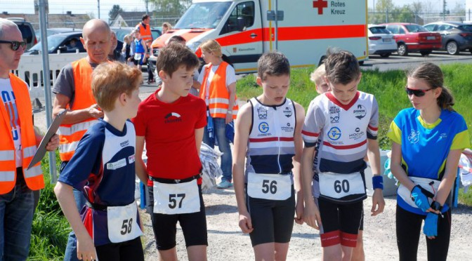 Cross-Duathlon Kleinostheim (UFR- CUP)  30.04.2016