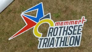 Hammer Wettkampfwochenende Rothsee Triathlon und Triathlon Hof