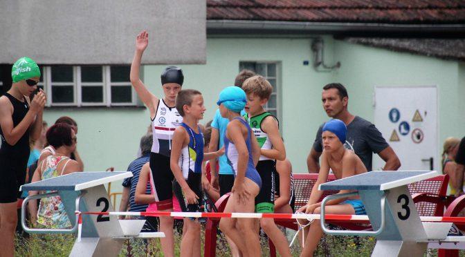 Unterfränkische Vizemeisterin und Deutsches Triathlon Jugend Abzeichen in Gold