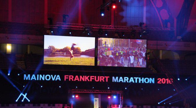 Mainova Marathon Frankfurt 2016