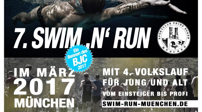 Swim & Run in München