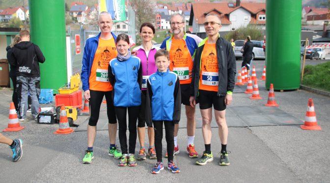 Saalatal Marathon Ramsthal