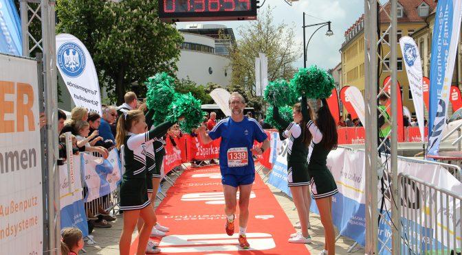 Halbmarathon Schweinfurt