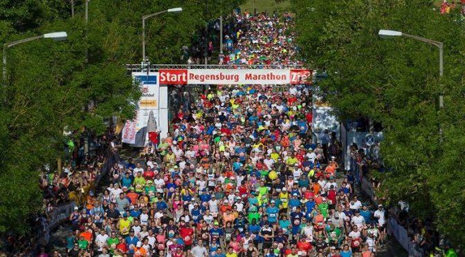 Regensburg Halbmarathon