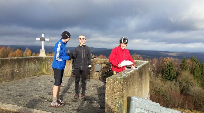 Berglauf zur Solhöhe 2. Lauf