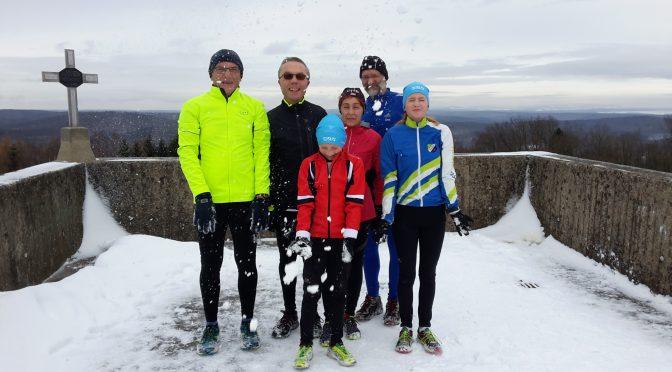 Berglauf zur Solhöhe 4. Lauf