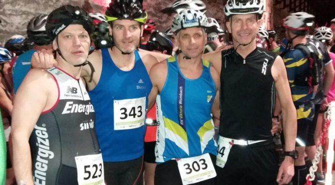 Kristall-Marathon in Merkers