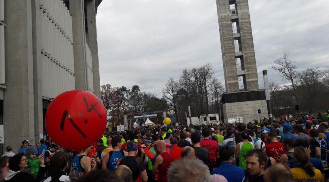 Frankfurt Halbmarathon