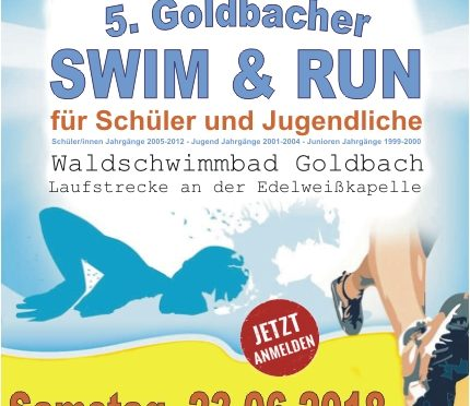 Swim & Run Goldbach (UFC)