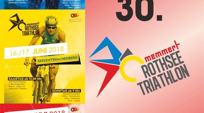 Rothsee – Triathlon 2018
