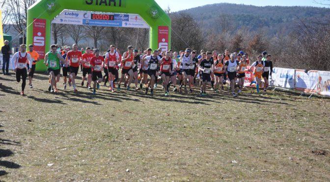 Bayerische Crosslauf Meisterschaften