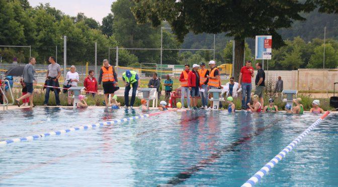 Maya Ufr. Meisterin 2019  Swim & Run Karlstadt
