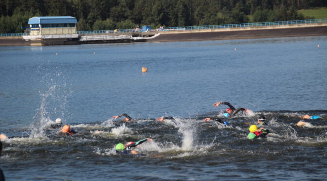 32. Ratscher Bergsee Triathlon