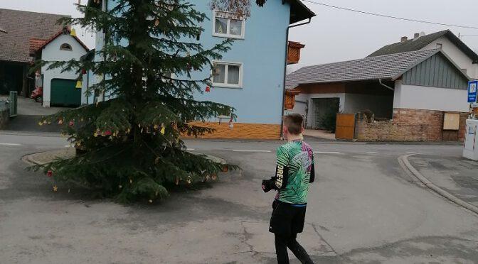 Kleine Winterlaufserie Lauf 5