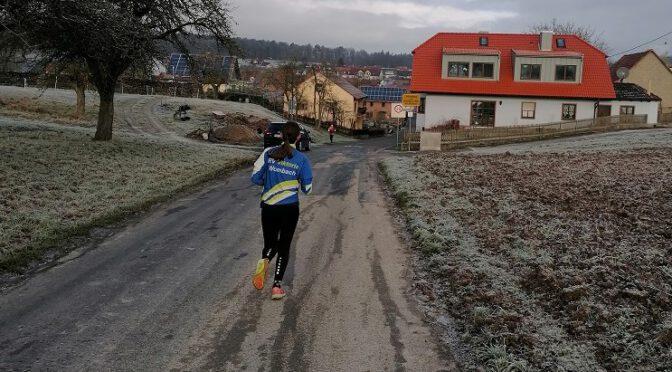 Kleine Winterlaufserie Lauf 6