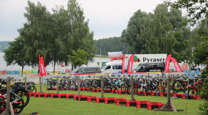 Memmert Rothsee Triathlon
