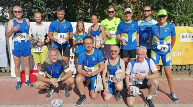 Ösber Gonser Lauf mit Berglauf-Seriensieger-Ehrung