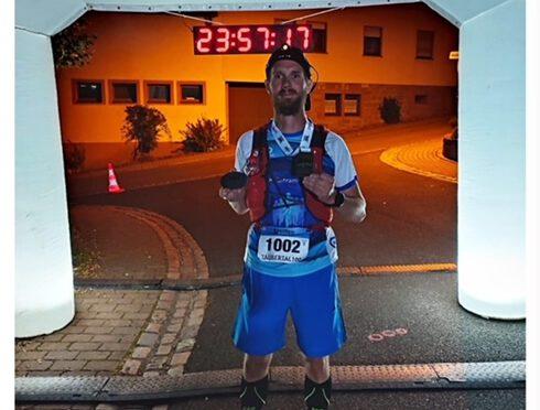 Taubertal-100 Meilen Lauf